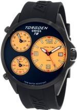 トーゲン 時計 Torgoen Swiss Mens T08305 T08 Series Classic Black Aviation Watch<img class='new_mark_img2' src='//img.shop-pro.jp/img/new/icons24.gif' style='border:none;display:inline;margin:0px;padding:0px;width:auto;' />