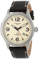 トーゲン 時計 Torgoen Swiss Mens T32101 T32 Automatic Classic Watch<img class='new_mark_img2' src='//img.shop-pro.jp/img/new/icons34.gif' style='border:none;display:inline;margin:0px;padding:0px;width:auto;' />