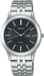 ドルチェガッバーナ 時計 SEIKO Dolce solar black SADN003 mens watch