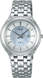 ドルチェガッバーナ 時計 SEIKO DOLCE amp EXCELINE Solar watch SADL001 Japan Import