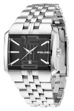 アイス 時計 Police Mens PL-10812JS/02MA Matrix Stainless Steel Stripped Black Dial Watch<img class='new_mark_img2' src='//img.shop-pro.jp/img/new/icons25.gif' style='border:none;display:inline;margin:0px;padding:0px;width:auto;' />