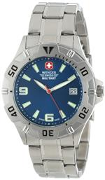 スイスミリタリー 時計 Wenger Mens Brigade Swiss Military Watch 72948<img class='new_mark_img2' src='//img.shop-pro.jp/img/new/icons15.gif' style='border:none;display:inline;margin:0px;padding:0px;width:auto;' />