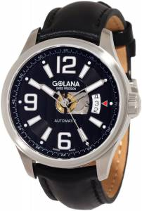 [ゴラナ スイス]Golana Swiss 腕時計 Advanced Pro 300 Stainless Steel Watch AD300-1 メンズ [並行輸入品]
