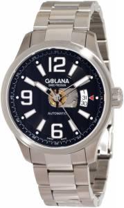 [ゴラナ スイス]Golana Swiss 腕時計 Advanced Pro 300 Stainless Steel Watch AD300-2 メンズ [並行輸入品]