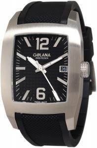 [ゴラナ スイス]Golana Swiss 腕時計 Terra Pro 300 Stainless Steel Watch TE300-1 メンズ [並行輸入品]