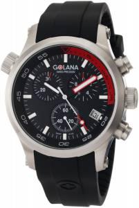 [ゴラナ スイス]Golana Swiss 腕時計 Aqua Pro 300 Stainless Steel Watch AQ300-3 メンズ [並行輸入品]
