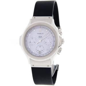 [ウブロ]Hublot 腕時計 Geneve MDM Stainless Pearl Chronograph Quartz 1640.844M.1 [並行輸入品]