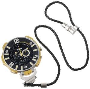 [ウェルダー]Welder  Oversized Pocket Watch? 68mm Stainless Steel Case Mineral Watch K41- 102