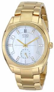 [イーエスキューモバード]ESQ Movado 腕時計 ESQ Origin Analog Display Swiss Quartz Gold Watch 07101461 レディース [並行輸入品]