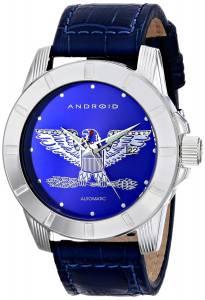[アンドロイド]Android 腕時計 Bald Eagle Analog Display Automatic Self Wind Blue Watch AD812ABU メンズ [並行輸入品]