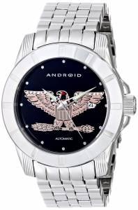 [アンドロイド]Android 腕時計 Bald Eagle Analog Display Automatic Self Wind Silver Watch AD812AKX メンズ [並行輸入品]