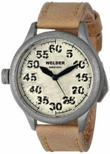 [ウェルダー]Welder 腕時計 Analog Display Quartz Brown Watch 501 ユニセックス [並行輸入品]