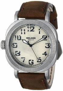 [ウェルダー]Welder 腕時計 Analog Display Quartz Black Watch 500 ユニセックス [並行輸入品]