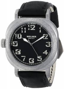 [ウェルダー]Welder 腕時計 Analog Display Quartz Black Watch 503 ユニセックス [並行輸入品]