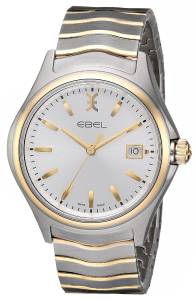 [エベル]EBEL 腕時計 Wave Analog Display Swiss Quartz Two Tone Watch 1216202 メンズ [並行輸入品]