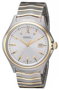[エベル]EBEL 腕時計 Wave Analog Display Swiss Quartz Two Tone Watch 1216202 メンズ [並行輸入品]