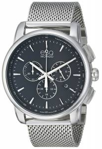 [イーエスキューモバード]ESQ Movado 腕時計 Capital Stainless Steel Watch with Mesh Bracelet 07301467 メンズ [並行輸入品]