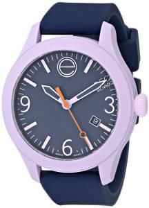 [イーエスキューモバード]ESQ Movado 腕時計 One Analog Display Swiss Quartz Blue Watch 07101429 ユニセックス [並行輸入品]