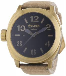 [ウェルダー]Welder 腕時計 K51 Analog Display Swiss Quartz Beige Watch 9100 ユニセックス [並行輸入品]