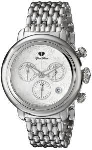 [グラムロック]Glam Rock 腕時計 Bal Harbour SilverTone Stainless Steel Watch GR77104 レディース [並行輸入品]