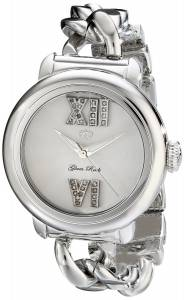 [グラムロック]Glam Rock 腕時計 Bal Harbour Analog Display Swiss Quartz Silver Watch GR77031 レディース [並行輸入品]