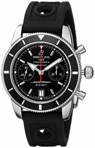 [ブライトリング]Breitling 腕時計 Analog Display Swiss Automatic Black Watch A2337024-BB81RU メンズ [並行輸入品]