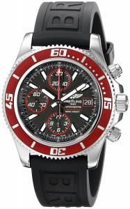[ブライトリング]Breitling 腕時計 Analog Display Swiss Automatic Black Watch A13341X9-BA81RU メンズ [並行輸入品]