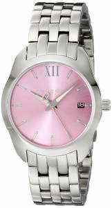 [アンドロイド]Android 腕時計 Idyllic Analog Display Japanese Quartz Silver Watch AD801APK レディース [並行輸入品]