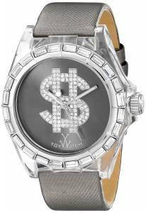 [トイウォッチ]Toy Watch 腕時計 Analog Display Quartz Grey Watch D13GY ユニセックス [並行輸入品]