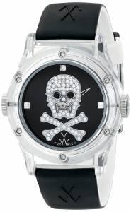 [トイウォッチ]Toy Watch 腕時計 Analog Display Quartz Black Watch TW10NA ユニセックス [並行輸入品]