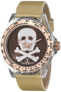 [トイウォッチ]Toy Watch 腕時計 Analog Display Quartz Champagne Watch S07BROS ユニセックス [並行輸入品]