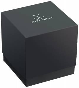 [トイウォッチ]Toy Watch 腕時計 Analog Display Quartz White Watch JYF06GE メンズ [並行輸入品]