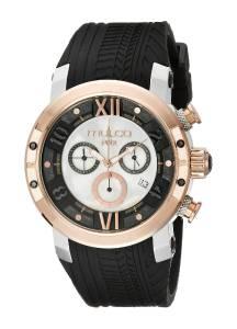 [マルコ]MULCO 腕時計 Prix Tire Analog Display Swiss Quartz Black Watch MW5-3219-023 ユニセックス [並行輸入品]