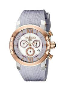 [マルコ]MULCO 腕時計 Prix Tire Analog Display Swiss Quartz Purple Watch MW5-3219-513 レディース [並行輸入品]