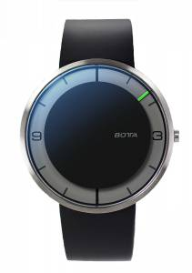 [ボッタデザイン]Botta-Design 腕時計 NOVA 44mm Mens Watch by BottaDesign, Rubber Strap, 759012 [並行輸入品]