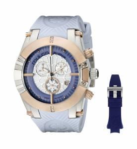 [マルコ]MULCO 腕時計 Kripton Snap Analog Display Swiss Quartz Blue Watch MW5-3069-423 レディース [並行輸入品]