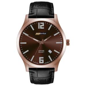 [アーマーライト]Armourlite 腕時計 Isobrite Grand Slimline Series Brown Dial Tritium Watch ISO904 [並行輸入品]