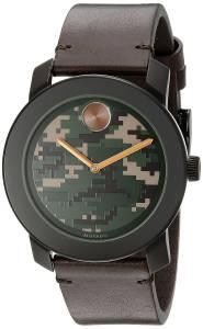 [モバード]Movado 腕時計 Analog Display Swiss Quartz Brown Watch 3600302 メンズ [並行輸入品]