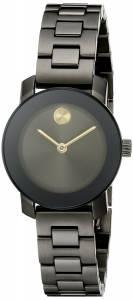 [モバード]Movado 腕時計 Analog Display Swiss Quartz Grey Watch 3600326 レディース [並行輸入品]