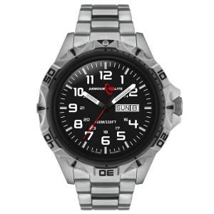[アーマーライト]Armourlite 腕時計 Professional Series Steel Tritium Watch AL1401 [並行輸入品]