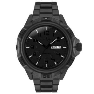 [アーマーライト]Armourlite 腕時計 Professional Series Blackout Steel Tritium Watch AL1404 [並行輸入品]