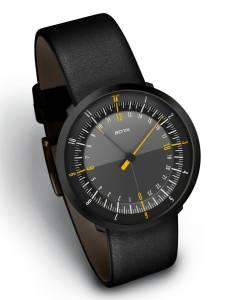 [ボッタデザイン]Botta-Design 腕時計 DUO 24 Black Edition Watch by 259010BE メンズ [並行輸入品]