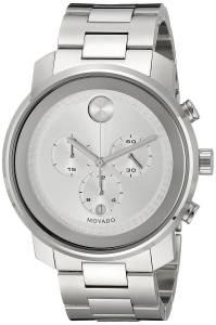 [モバード]Movado 腕時計 Analog Display Swiss Quartz Silver Watch 3600276 メンズ [並行輸入品]