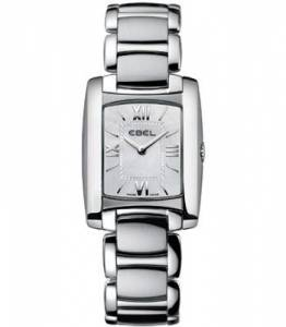 [エベル]EBEL  Brasilia MotherofPearl Dial Stainless Steel Watch / 1215603 9976m22.94500