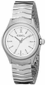[エベル]EBEL 腕時計 Wave Analog Display Swiss Quartz Silver Watch 1216192 レディース