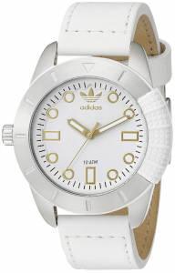 [アディダス]adidas  Adh1969 Analog Display Analog Quartz White Watch ADH3055 レディース