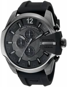[ディーゼル]Diesel 腕時計 Chief Series Analog Display Quartz Black Watch DZ4378 メンズ