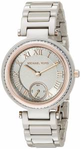[マイケル・コース]Michael Kors  Mini Skylar Analog Display Analog Quartz Grey Watch MK6241