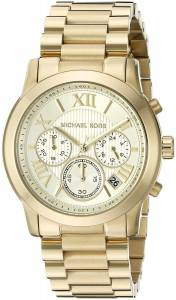 [マイケル・コース]Michael Kors  Cooper Analog Display Analog Quartz Gold Watch MK6274