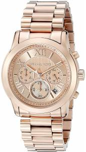 [マイケル・コース]Michael Kors  Cooper Analog Display Analog Quartz Rose Gold Watch MK6275